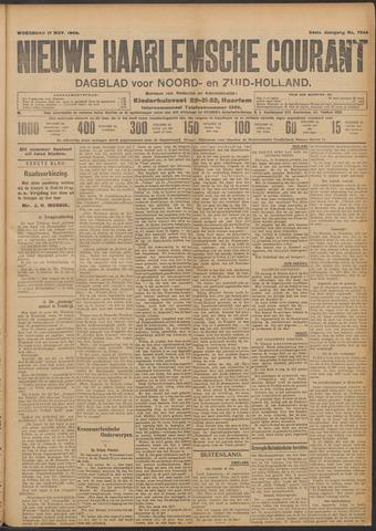 Nieuwe Haarlemsche Courant 1909-11-17