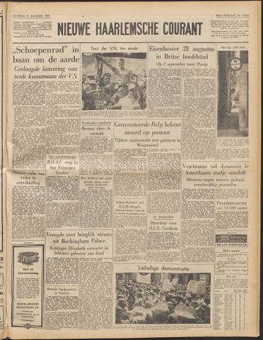 Nieuwe Haarlemsche Courant 1959-08-08