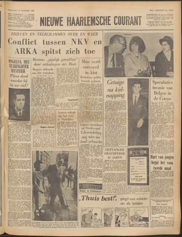 Nieuwe Haarlemsche Courant 1964-11-18