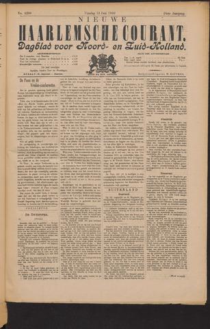 Nieuwe Haarlemsche Courant 1899-06-13