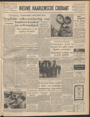 Nieuwe Haarlemsche Courant 1957-10-31