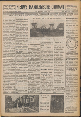 Nieuwe Haarlemsche Courant 1929-12-06