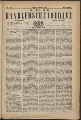 Nieuwe Haarlemsche Courant 1891-10-30