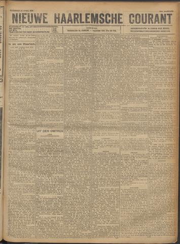 Nieuwe Haarlemsche Courant 1921-04-23