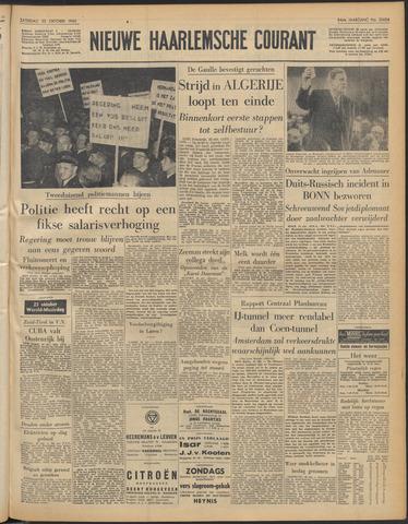 Nieuwe Haarlemsche Courant 1960-10-22