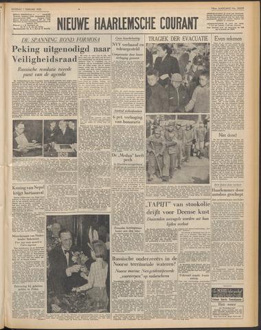 Nieuwe Haarlemsche Courant 1955-02-01