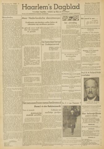 Haarlem's Dagblad 1939