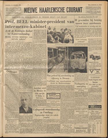 Nieuwe Haarlemsche Courant 1958-12-22