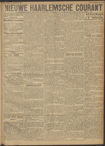 Nieuwe Haarlemsche Courant 1917-08-25