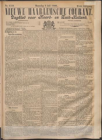 Nieuwe Haarlemsche Courant 1900-07-09