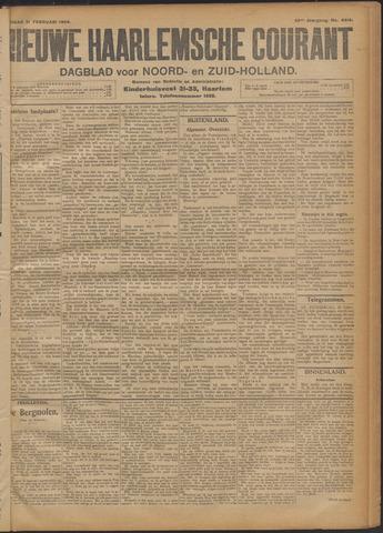 Nieuwe Haarlemsche Courant 1908-02-21