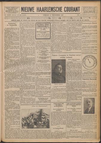 Nieuwe Haarlemsche Courant 1929-11-15