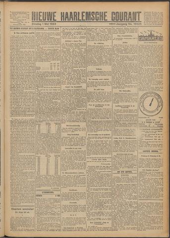 Nieuwe Haarlemsche Courant 1923-05-01