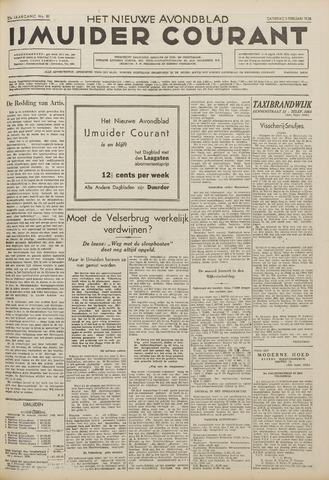 IJmuider Courant 1938-02-05