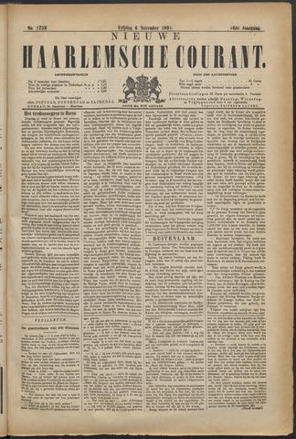 Nieuwe Haarlemsche Courant 1891-11-06