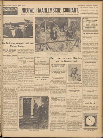 Nieuwe Haarlemsche Courant 1939-03-23