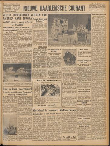 Nieuwe Haarlemsche Courant 1948-07-17