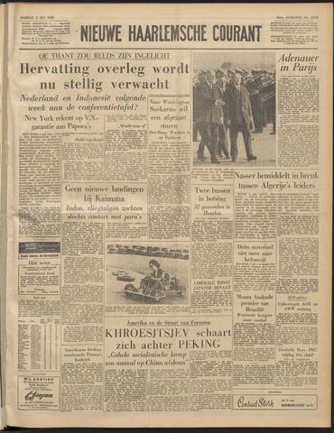 Nieuwe Haarlemsche Courant 1962-07-03