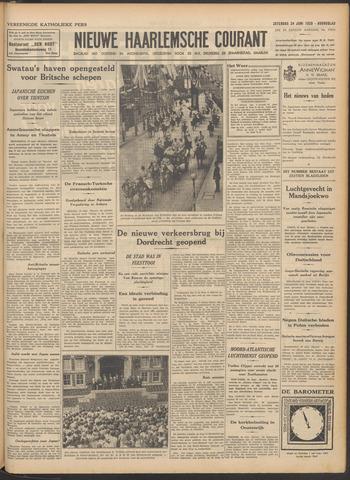 Nieuwe Haarlemsche Courant 1939-06-24