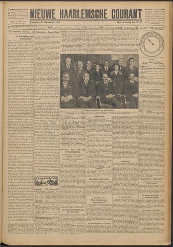 Nieuwe Haarlemsche Courant 1925-09-23
