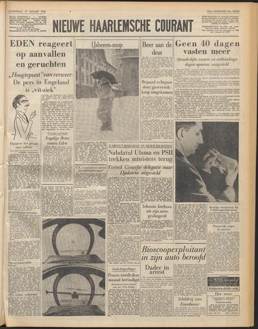 Nieuwe Haarlemsche Courant 1956-01-19