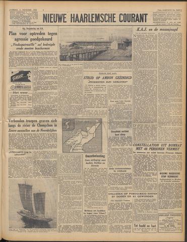 Nieuwe Haarlemsche Courant 1950-11-04