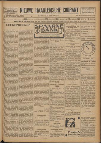 Nieuwe Haarlemsche Courant 1931-02-28