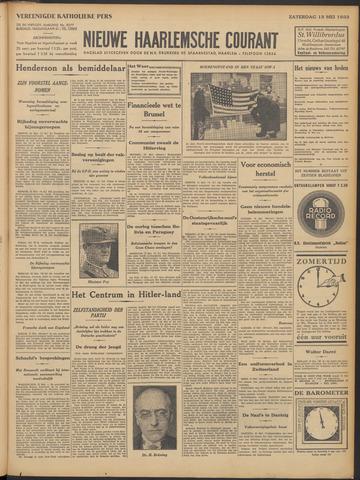 Nieuwe Haarlemsche Courant 1933-05-13