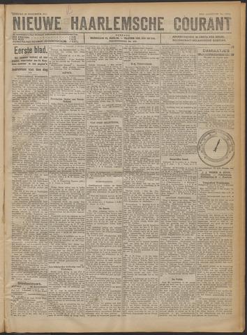 Nieuwe Haarlemsche Courant 1921-11-29