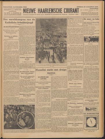 Nieuwe Haarlemsche Courant 1935-08-27