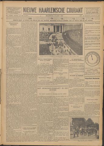 Nieuwe Haarlemsche Courant 1929-07-29
