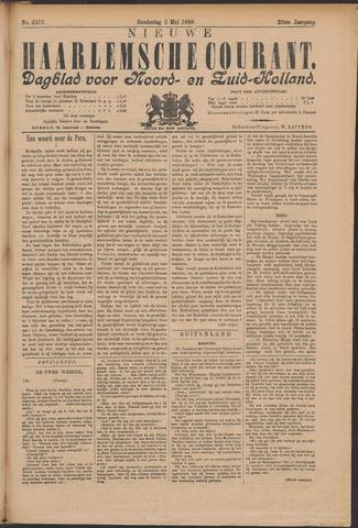 Nieuwe Haarlemsche Courant 1898-05-05