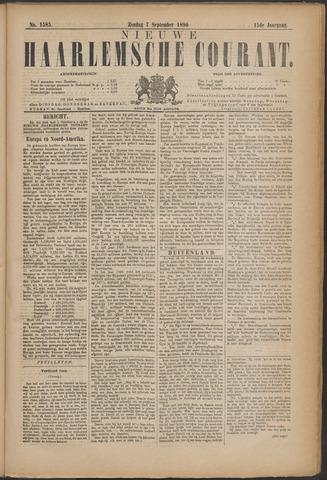 Nieuwe Haarlemsche Courant 1890-09-07