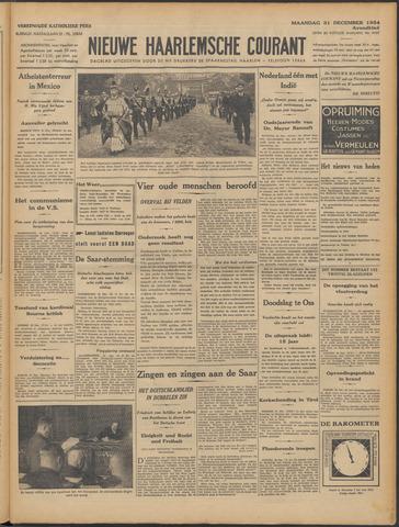 Nieuwe Haarlemsche Courant 1934-12-31