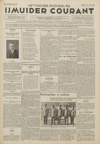 IJmuider Courant 1938-05-17