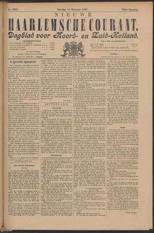 Nieuwe Haarlemsche Courant 1897-12-18