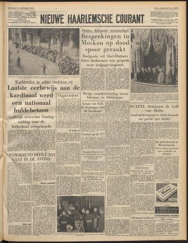 Nieuwe Haarlemsche Courant 1955-09-12
