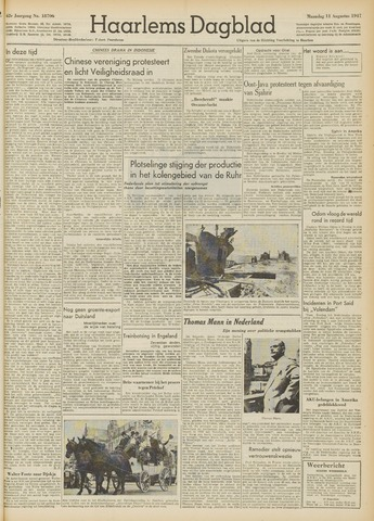 Haarlem's Dagblad 1947-08-11