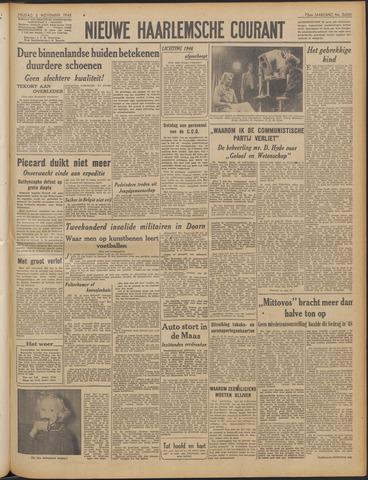 Nieuwe Haarlemsche Courant 1948-11-05