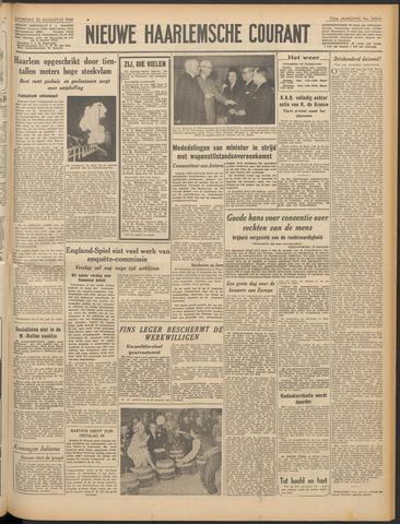 Nieuwe Haarlemsche Courant 1949-08-20