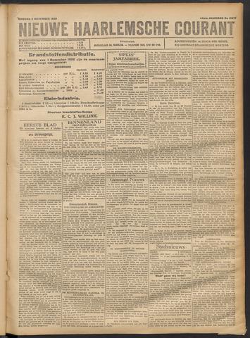 Nieuwe Haarlemsche Courant 1920-11-02