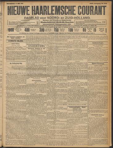 Nieuwe Haarlemsche Courant 1911-05-17