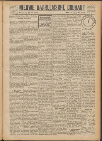 Nieuwe Haarlemsche Courant 1922-07-20
