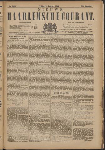 Nieuwe Haarlemsche Courant 1893-02-10