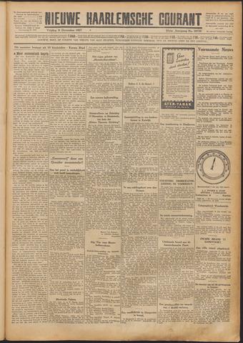 Nieuwe Haarlemsche Courant 1927-12-09