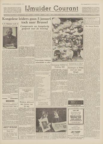 IJmuider Courant 1959-12-31