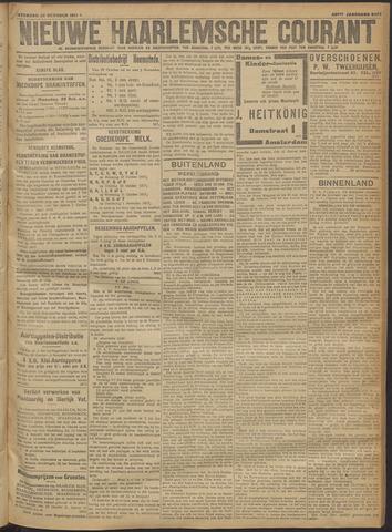 Nieuwe Haarlemsche Courant 1917-10-27