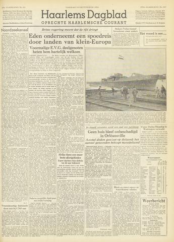 Haarlem's Dagblad 1954-09-10