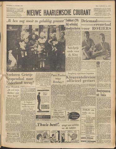 Nieuwe Haarlemsche Courant 1964-10-15