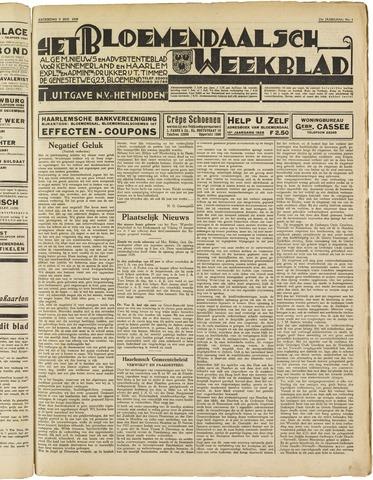 Het Bloemendaalsch Weekblad 1929